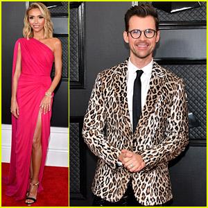 Giuliana Rancic & Brad Goreski Hit the Grammys 2020 Red Carpet