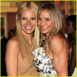 Gwyneth Paltrow Shares Her Reaction to Cameron Diaz Baby News