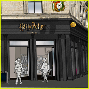 A 'Harry Potter' Flagship Store Will Open in New York City!