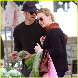 Hayden Christensen Joins a Female Friend For Farmer's Market Trip