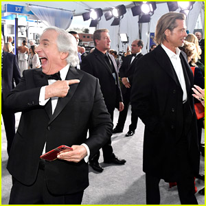Henry Winkler Had So Much Fun Meeting Celebs at SAG Awards 2020!