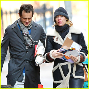 Hugh Dancy & Claire Danes Run Errands Together After His 'Good Fight' Role Is Revealed