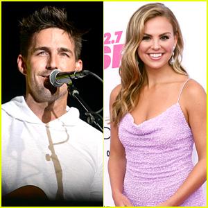 Jake Owen Pens Joke Diss Song About 'Bachelorette' Hannah Brown & She Reacts