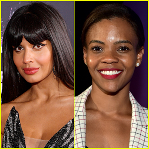 Jameela Jamil Revokes Candace Owens' Invitation to Appear on Her Podcast