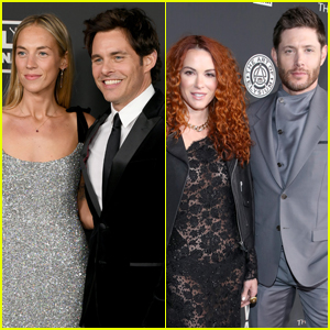 James Marsden, Jensen Ackles, & More Stars Have Date Night at Art of Elysium Event!