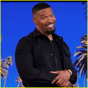 Jamie Foxx Reveals If He's Going on a Standup Comedy Tour with Eddie Murphy - Watch!