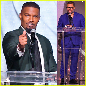 Jamie Foxx, Jordan Peele & More Get Special Honors at AAFCA Awards 2020!