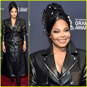 Janet Jackson Returns to Clive Davis' Pre-Grammys Party After 12-Year Absence