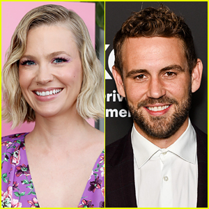January Jones Confirms She Briefly Dated The Bachelor's Nick Viall