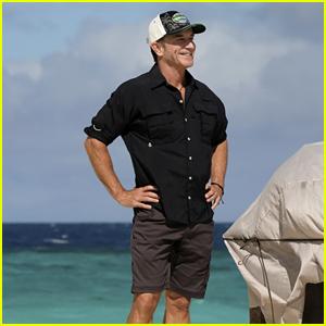 Jeff Probst Reveals the Big New Twist for 'Survivor' Season 40!