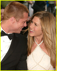 Is There Anything Going On Between Jennifer Aniston & Brad Pitt?