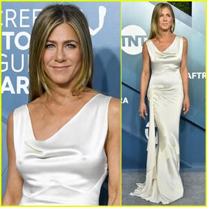 Jennifer Aniston Wows the Red Carpet at SAG Awards 2020!
