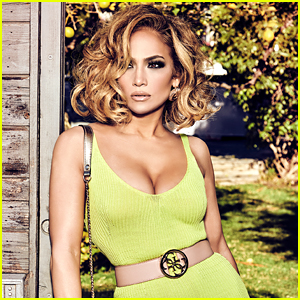 Jennifer Lopez Gives Off Italian Movie Star Vibes in New 'Guess?' Spring Campaign