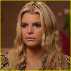 Jessica Simpson Opens Up About Her Struggles With Alcohol Addiction