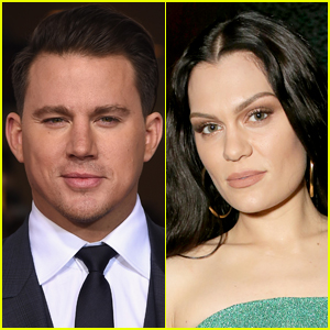 Exes Channing Tatum & Jessie J Reunite After Their Breakup