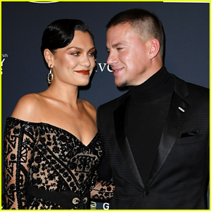 Jessie J Reveals What She Whispered to Channing Tatum on the Red Carpet!