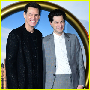 Jim Carrey & Ben Schwartz Celebrate 'Sonic The Hedgehog' Premiere in London!