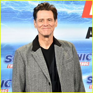 Jim Carrey Celebrates 'Sonic The Hedgehog' Family Day Event in Berlin - Watch New Clip!