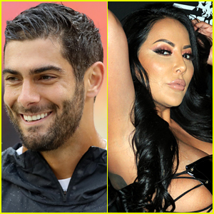 49ers Quarterback Jimmy Garoppolo Speaks to Dating Speculation After Being Photographed with Adult Film Star