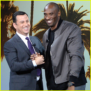 Jimmy Kimmel Honors Kobe Bryant, Films Without Live Audience (Video)