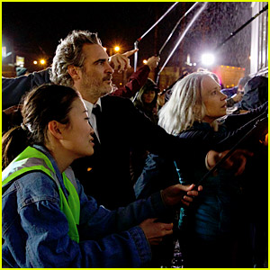 Joaquin Phoenix Went to an Animal Rights Vigil Right After the SAG Awards