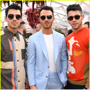 Jonas Brothers Arrive in Style for Roc Nation's Pre-Grammys 2020 Brunch