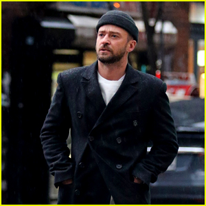 Justin Timberlake Steps Out in NYC Amid Reports Wife Jessica Biel Is 'Still Upset' About Photo Scandal