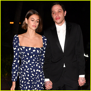 Kaia Gerber & Pete Davidson's Relationship Is 'Cooling Off' While He Focuses on His Health