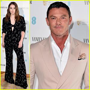 Kaitlyn Dever Joins Luke Evans, Pom Klementieff & More at BAFTAs Rising Star Party
