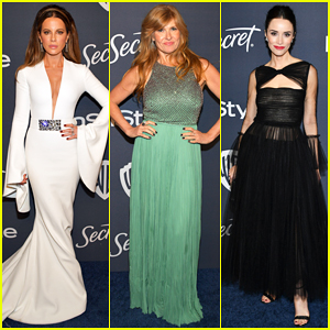 Kate Beckinsale, Connie Britton & Abigail Spencer Keep It Classy at Golden Globes 2020 After Party!