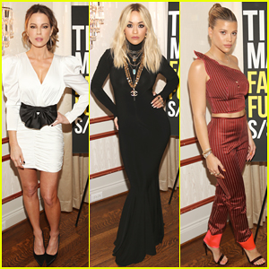 Kate Beckinsale, Rita Ora, Sofia Richie & More Live It Up at 'Tings Magazine' Intimate Dinner!