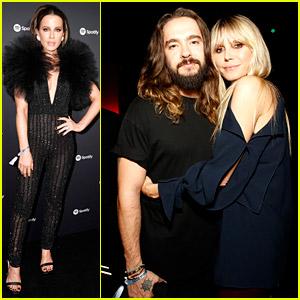 Kate Beckinsale, Heidi Klum, Tom Kaulitz, & More Join Spotify to Kick Off Grammys Weekend!
