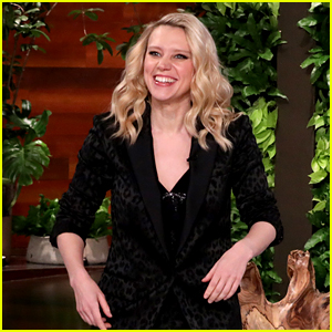 Kate McKinnon Was So Starstruck by Beyonce at the Golden Globes!