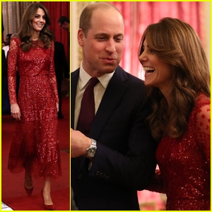 Duchess Kate Middleton & Prince William Continue Their Duties As Prince Harry Completes His Possible Last Royal Engagement