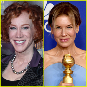 Kathy Griffin Reveals Something She Never Has Before About What Renee Zellweger Once Texted to Her