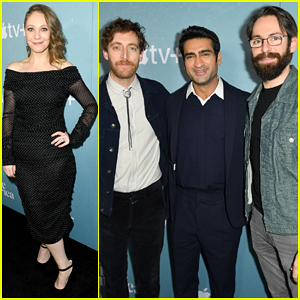Kumail Nanjiani Gets Support From His 'Silicon Valley' Co-Stars at 'Little America' Premiere!