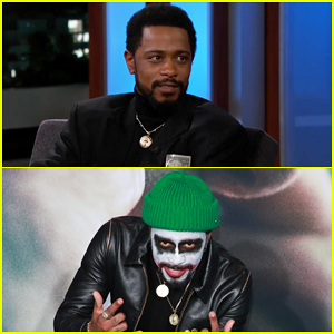 Lakeith Stanfield Tells 'Kimmel' He Wants To Be Next 'Joker': 'Wait Till They See Me Do It'!