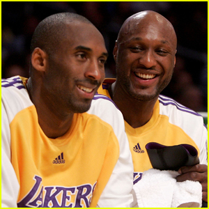 Lamar Odom Remembers Close Friend & Former Lakers Teammate Kobe Bryant