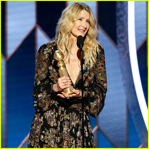 Laura Dern Wins Golden Globe 2020 for 'Marriage Story'