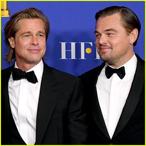 Leonardo DiCaprio Has a 'Confusing' Nickname for Brad Pitt!