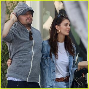 Leonardo DiCaprio Spent NYE Shirtless on the Beach With Bikini-Clad Camila Morrone