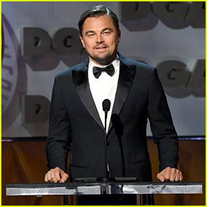 Leonardo DiCaprio Honors Director Quentin Tarantino at DGA Awards 2020!