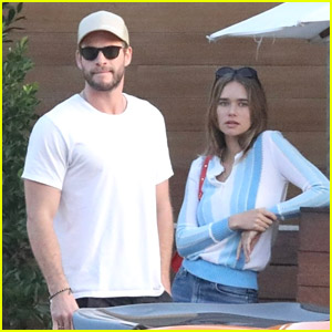 Liam Hemsworth & Girlfriend Gabriella Brooks Spotted On a Breakfast Date in Malibu!