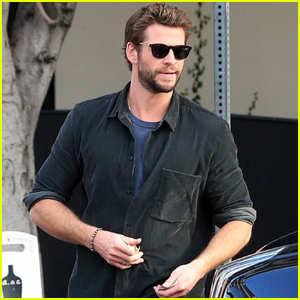 Liam Hemsworth Grabs Lunch After Finalizing Divorce From Miley Cyrus