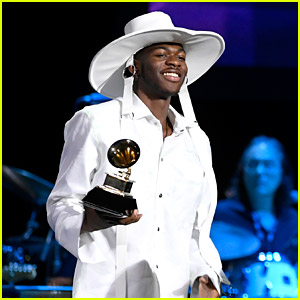 Lil Nas X Wins His First Grammy During the 2020 Pre-Show