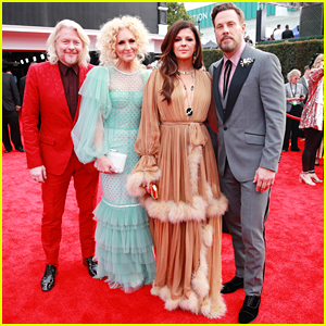 Country Group Little Big Town Step Out For Grammy Awards 2020