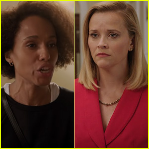 Reese Witherspoon & Kerry Washington Star in 'Little Fires Everywhere' - Watch the Trailer! (Video)