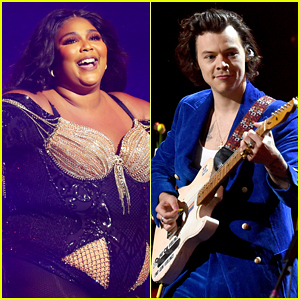 Lizzo to Join Harry Styles as Special Guest at Pepsi Super Bowl Party!