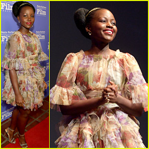 Lupita Nyong'o Reflects On Her Six-Year Film Career While Receiving a Special Award