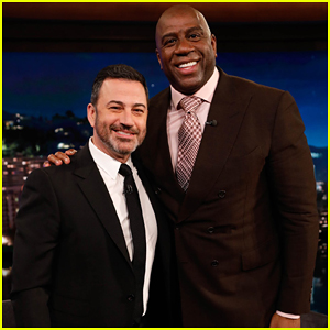 Magic Johnson Remembers Kobe Bryant on 'Kimmel': 'He Went Way Too Early' - Watch Here!